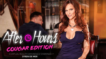 After Hours - Cougar Edition featuring Syren De Mer Hd hq free porn
