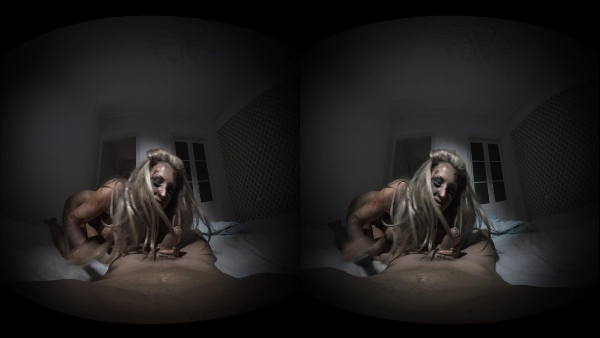 Juan Lucho Miss Brooklyn Blue in Halloween special: Deathcam - VirtualRealPorn Nudist beech cornwall