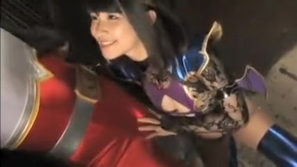 Japanese superhero beaten and fondled Men Masturbating And Cumming
