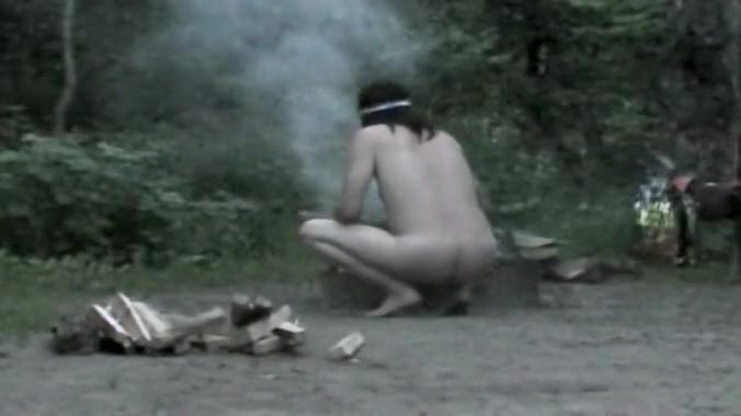 Day and Night - nude camping by Mark Heffron porn on the mobile