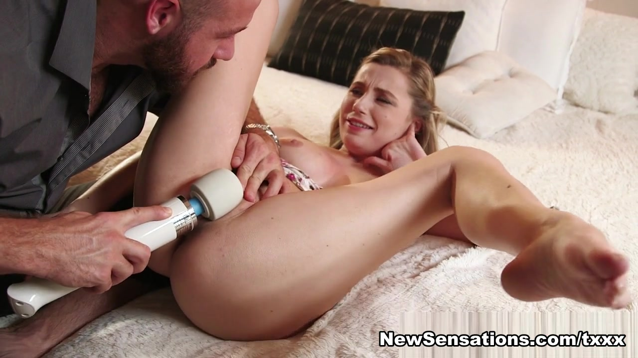 Carolina Sweets Chad White in Babysitter Carolina Gets Stretched Out - NewSensations Daddy Mature Gay Tube