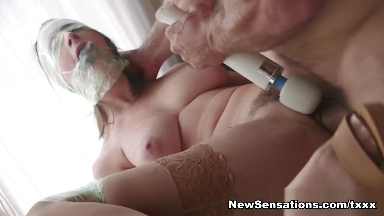 Ashley Adams Ramon Nomar in Bound Hotwife Ashley Gets It Very Different Today - NewSensations lesbian pussy lick video