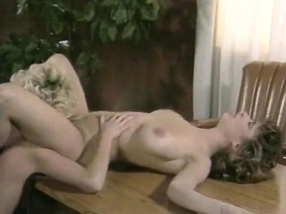 Christy Canyon in vintage sex site Trish Fucking