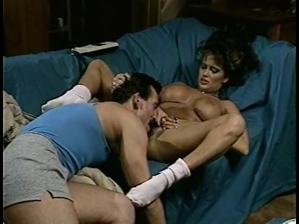 Janette Littledove, Buck Adams, Jerry Butler in vintage porn site