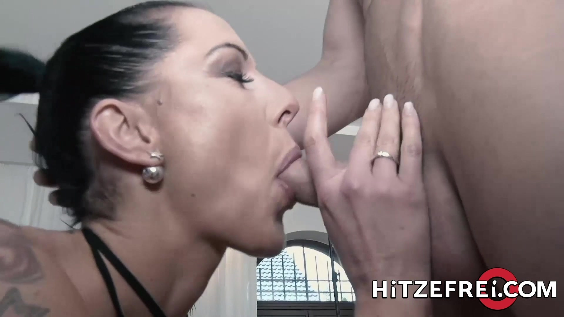 HITZEFREI Texas Patti And Aby Action Anal Threesome