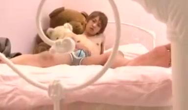 Yuki Nagisa - Valentine Two cute lesbian teens