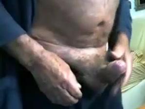 Italian Grandpa Stroke and Cum Mobile porn games ios