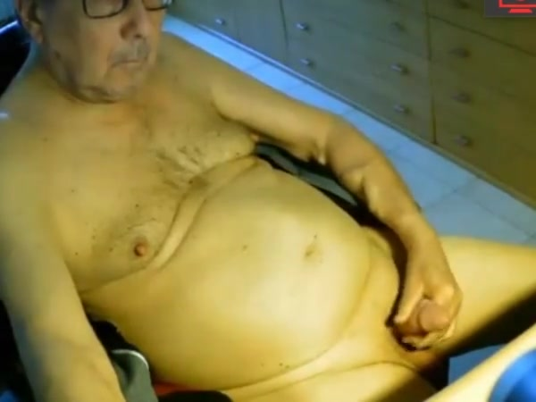 grandpa jerk off on cam baked beans fat content