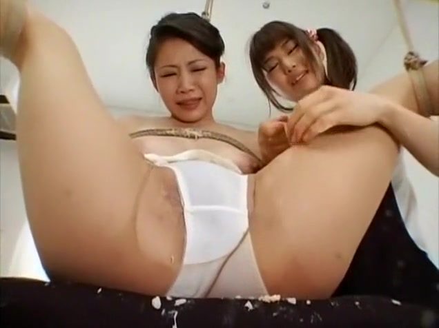 Incredible Japanese whore in Crazy Lesbian, BDSM JAV movie would you pose nude
