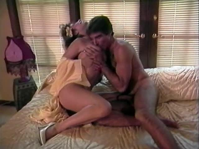 Amber Lynn, Danielle, Erica Boyer in vintage xxx scene 18 Ass To Mouth