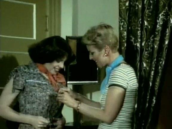 Juliet Anderson, John Holmes, Jamie Gillis in vintage fuck video