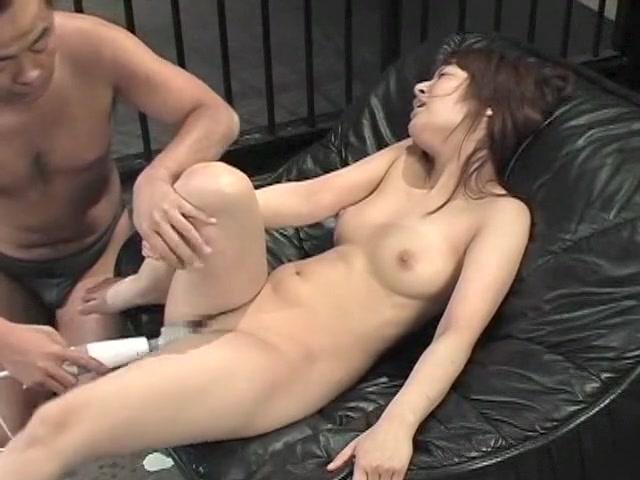 Exotic Japanese girl in Amazing Masturbation, Fetish JAV clip