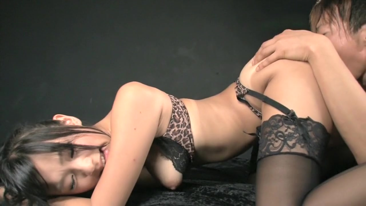 Best Japanese whore in Crazy Stockings, Rimming JAV scene Free reaming shemale sex
