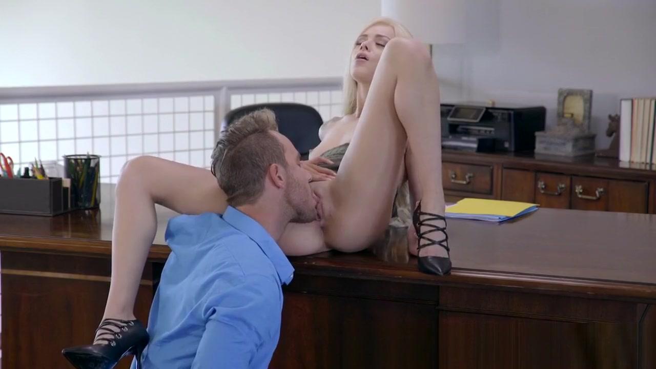 Elsa Jean Gives Boss Messy Blowjob Swallows Flin flon singles