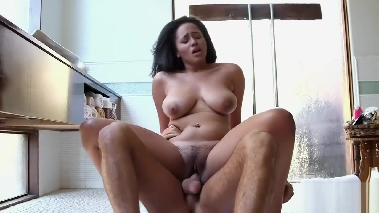 Ebony Julie Kay got fucked like crazy Indian hot milf big natural tits