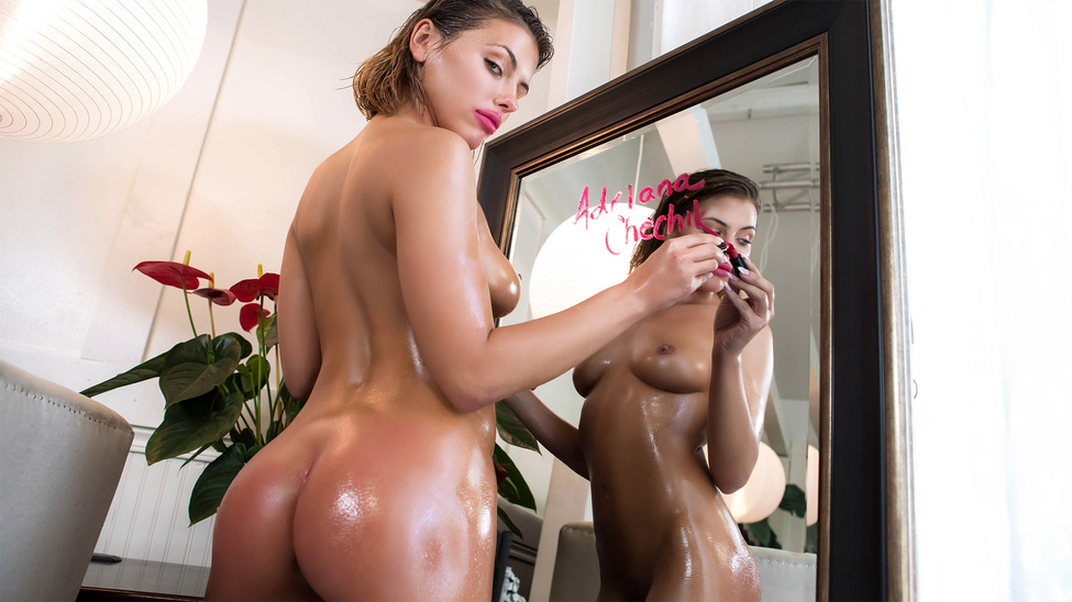 Adriana Chechik & Keiran Lee in Making Her Drip - BrazzersNetwork