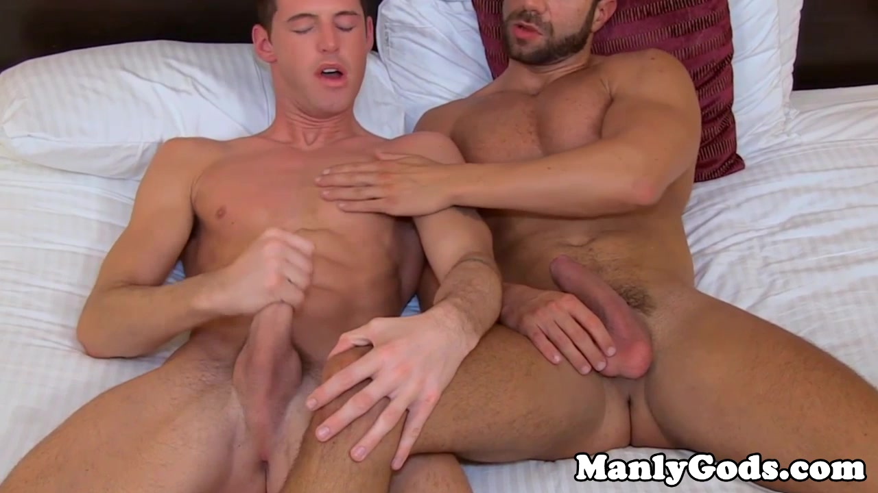 Gaysex action closeup with two super studs bully movie sex scene