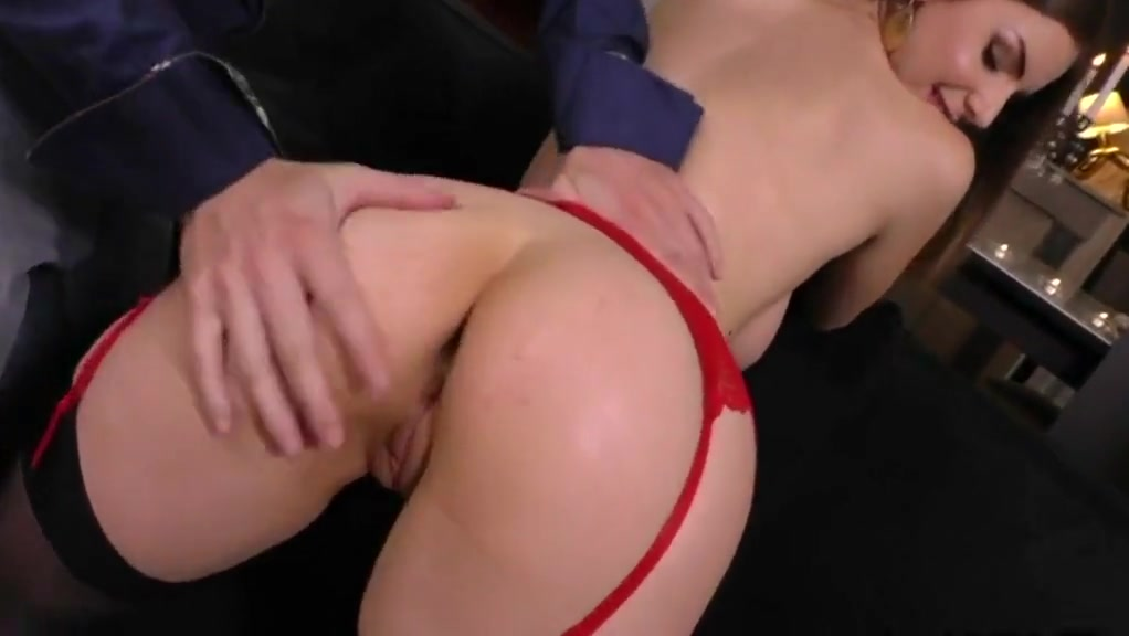 Busty Blonde Gets Anal In Paris. SC Stepbro destroying his slutty sister pussy
