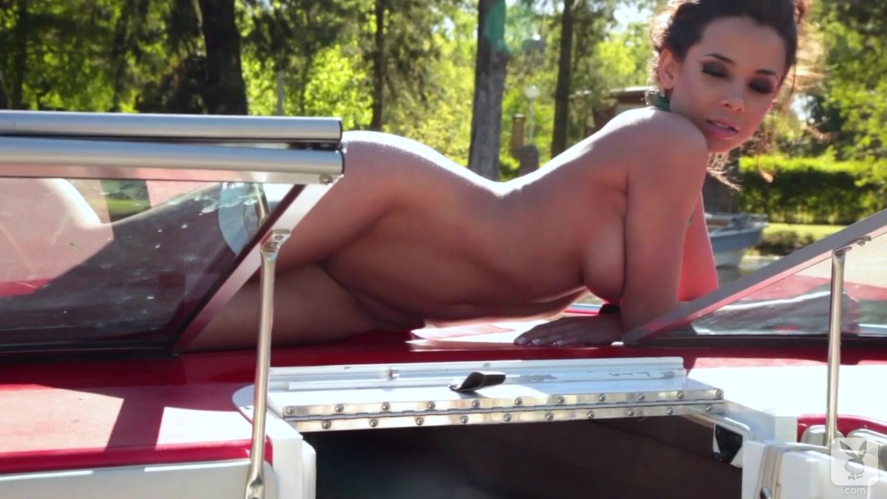 Rock the Boat with Marga Cifuentes Porno mature beach