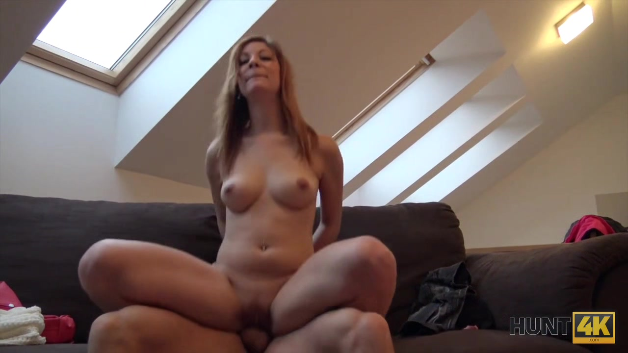 HUNT4K. Red-haired slut accepts cash to make her boyfriend cuckold hot girls sexy video