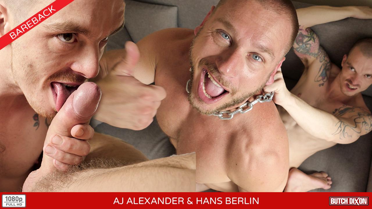 Aj Alexander & Hans Berlin - ButchDixon Nude South Indian Sex Videos