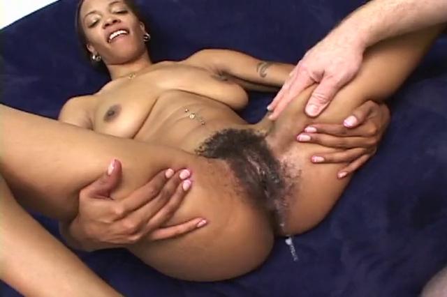 Noir afro-américain porno