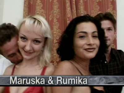 MARUSKA AND RUMIKA JUST GO Nude sa women pics