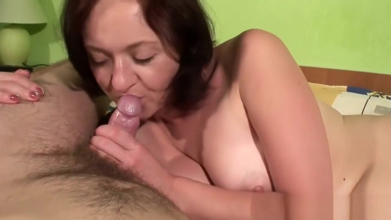 2 cumshots on Maya tits over 30 brunette hairy pussy thumb