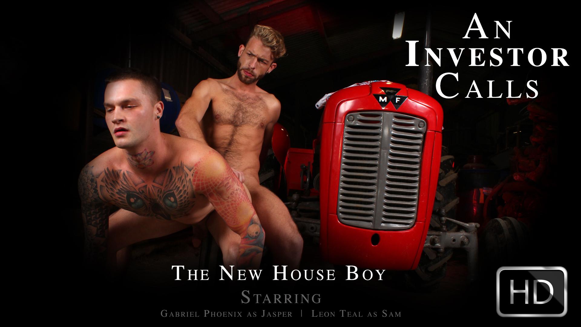An Inspector Calls - Scene 1, The New House Boy - UKHotJocks sarah chalke nude video