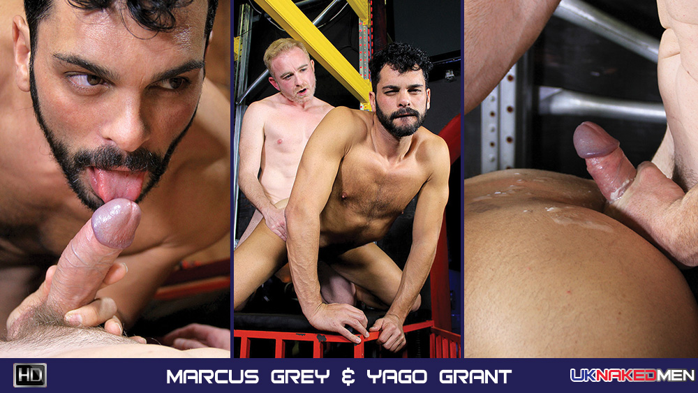 Marcus Grey & Yago Grant - UKNakedMen Std positive dating sites
