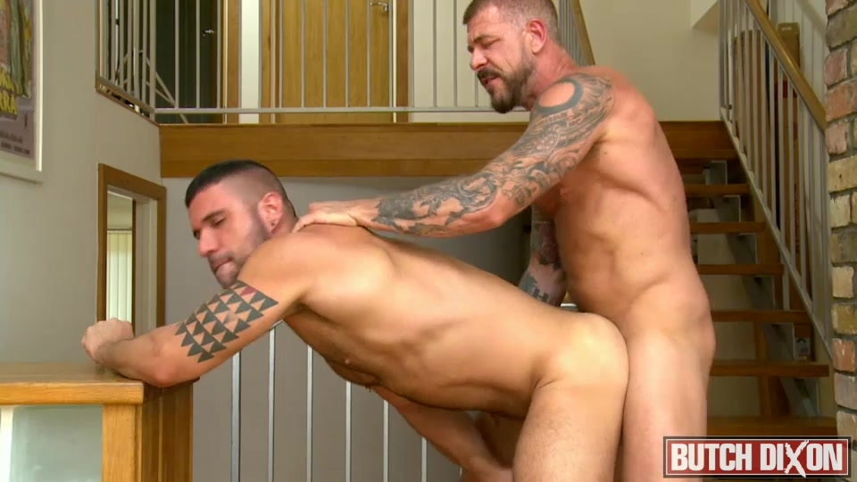 Letterio And Rocco Steele - ButchDixon Shaved smooth straight muscle men photos