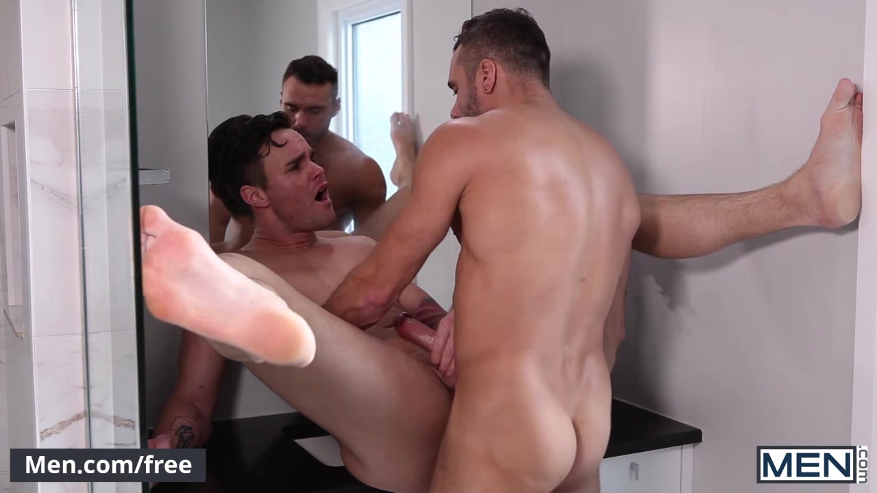 Beau Reed and Manuel Skye - Steam - Gods Of Men - Men.com Horny ass in Reims