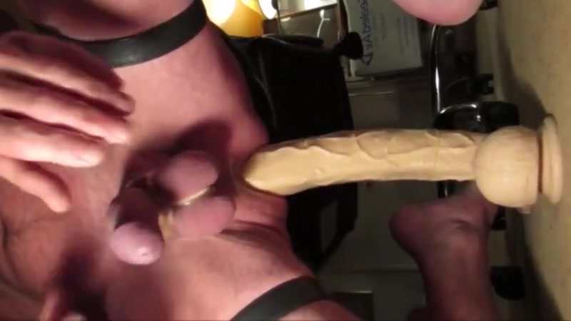 Balls Deep 15 inch Dick Rambone Prostate Milking Www Bangala With Nigro Xxxcom