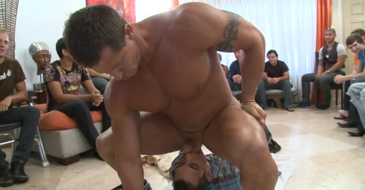 Party boys fucked by dick tied up babe gets hot wax and pussy pump tmb