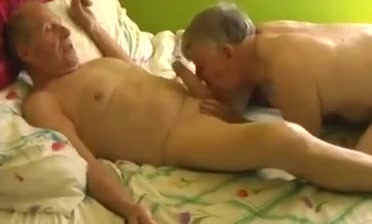 Two gay old mature grandpa sucking in the bed Meet real girls in Wakayama