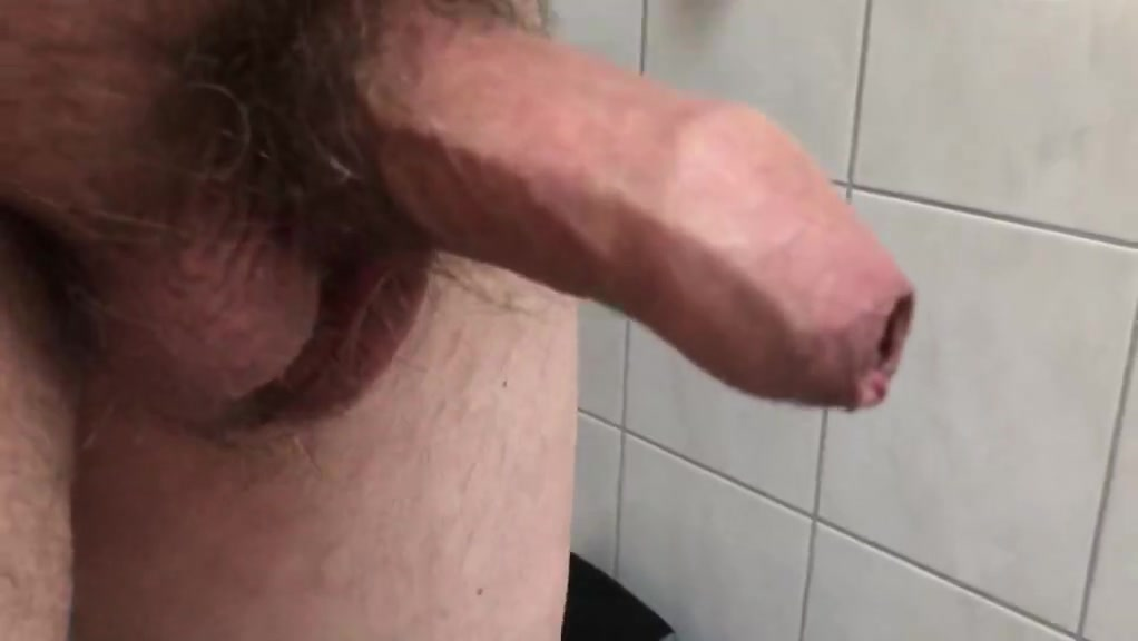 My uncut cock cums after two weeks with no cumshot painted boob s mickey mouse