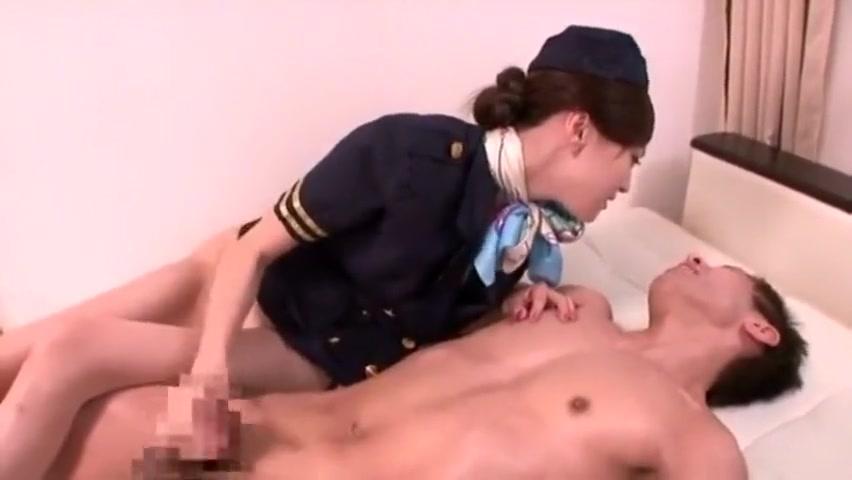 Japanese Flight Attendant From a long list....