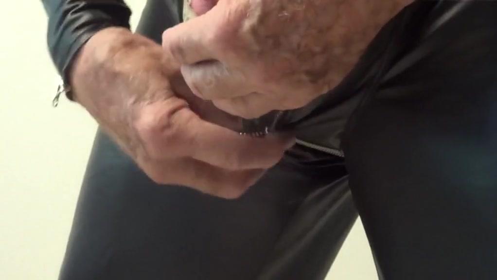 BDSM man in black zentaisuit Video 2 nude lesbians grabing boobs