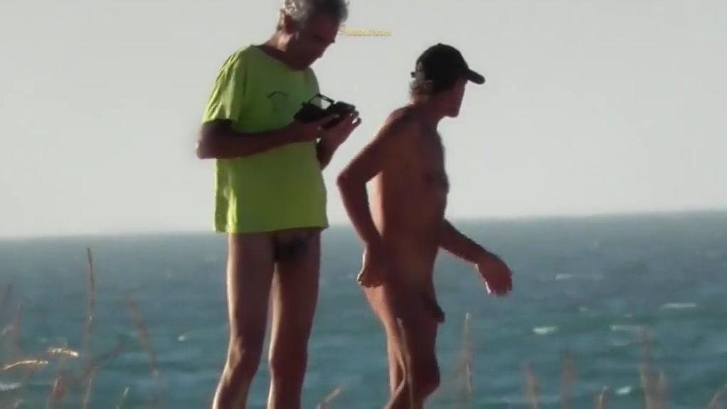 Beach Inspector 36 Teen try anal part