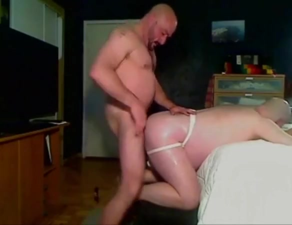 Daddy Troy Bareback Fucking - Best of... Strapon tastes mouth and pussies