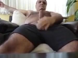 Turkish Bear Masturbasyon Big ass naked handjob cock and crempie