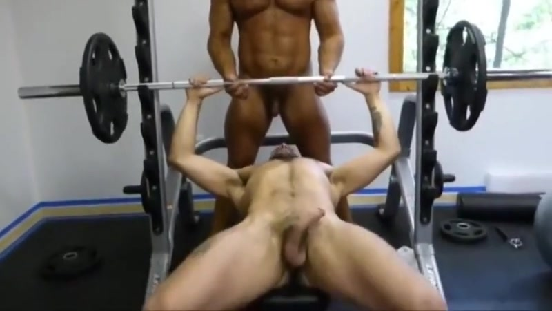 MM two Hairy Muscle Hunks Fuck Raw at the Gym Arris quinones wife sexual dysfunction