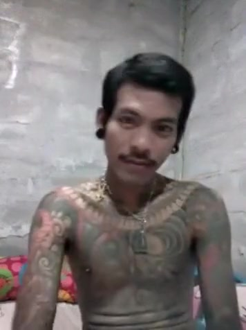 THAI TATTOO Naked Men And Women In Bed