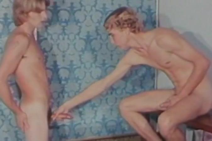 Vintage 19 Big tits grab gif