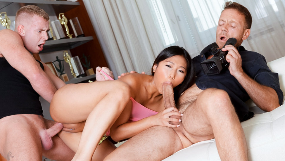 May Thai in Asian Mays Gaping Anal Threesome - EvilAngel Meetup louisville ky