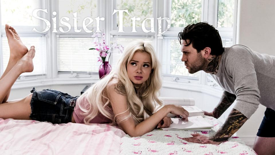 Elsa Jean in Sister Trap - PureTaboo