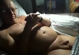 grandpa cock show girl fucking a lifelike doll