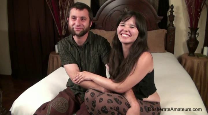 Ani and Logan Cam with a mature woman
