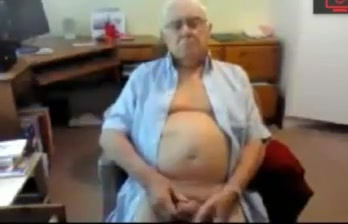 grandpa jerking off How to start chatting online hookup