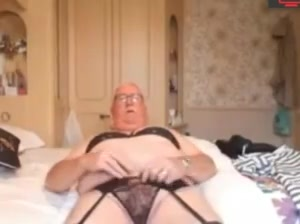 grandpa tranny jerking off Wife wants to fuck